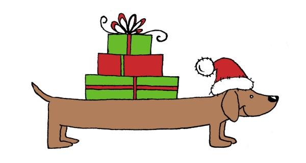 cartoon dachshund clipart free