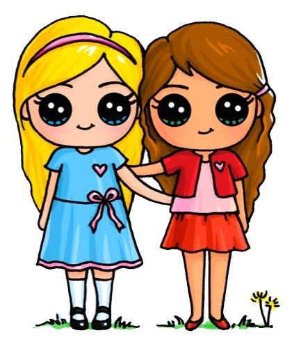 cartoon friend pictures free