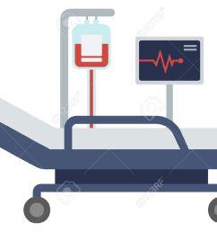 1300x1012 bed clipart hospital [ 1300 x 1012 Pixel ]