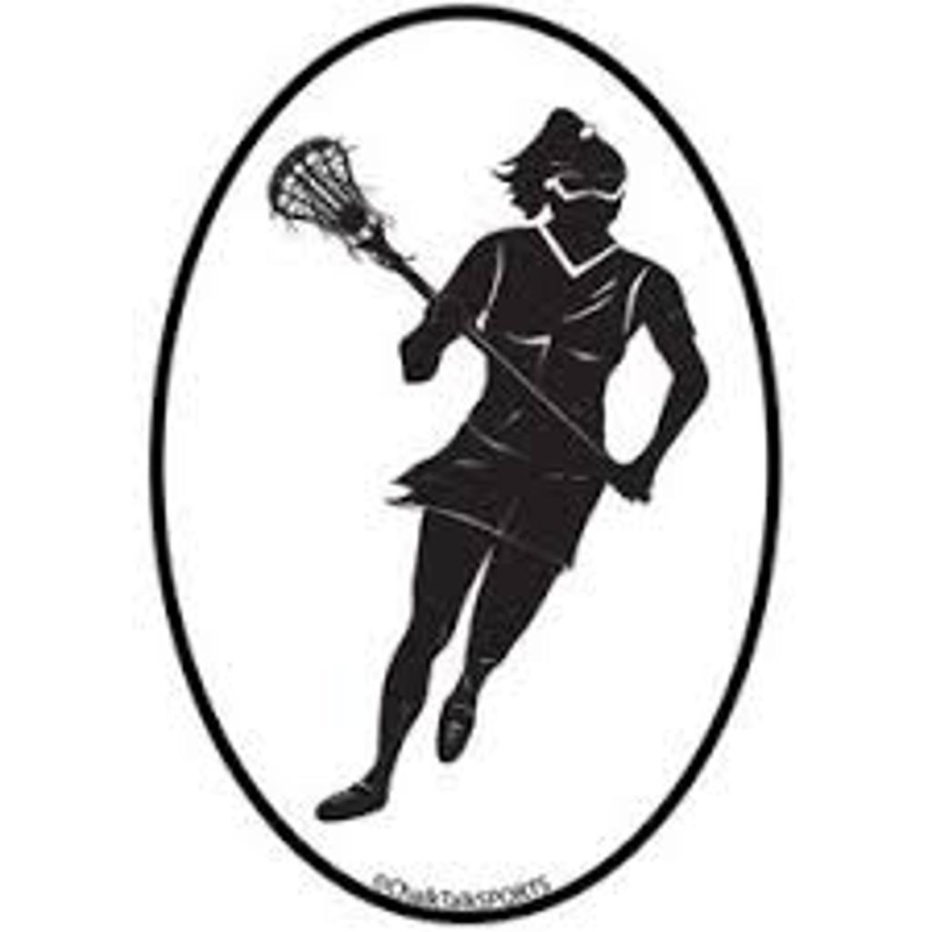 Cartoon Lacrosse Stick