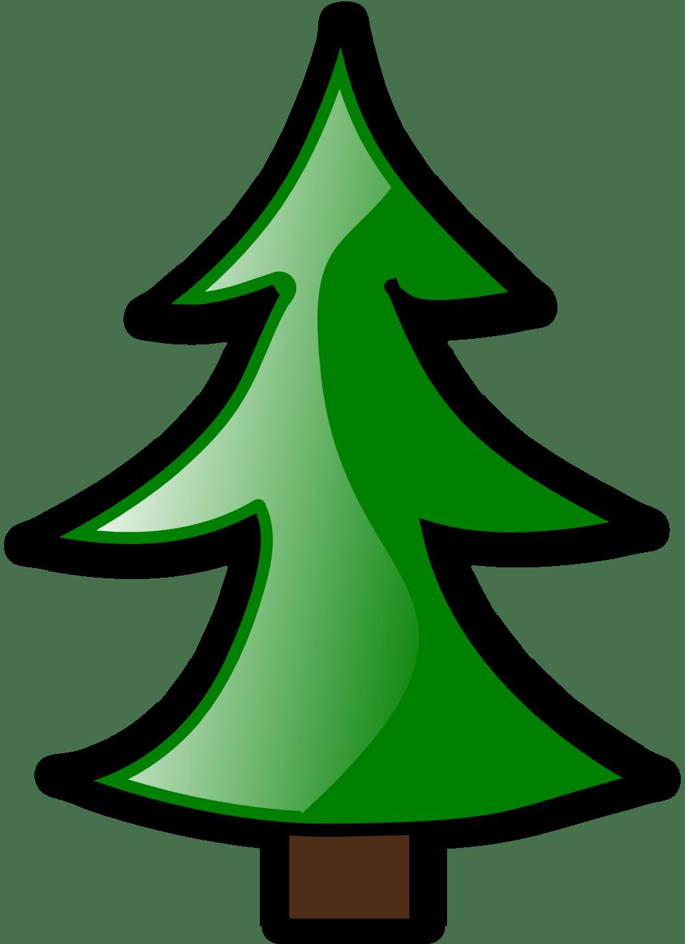 medium resolution of 999x1376 top 78 christmas tree clip art