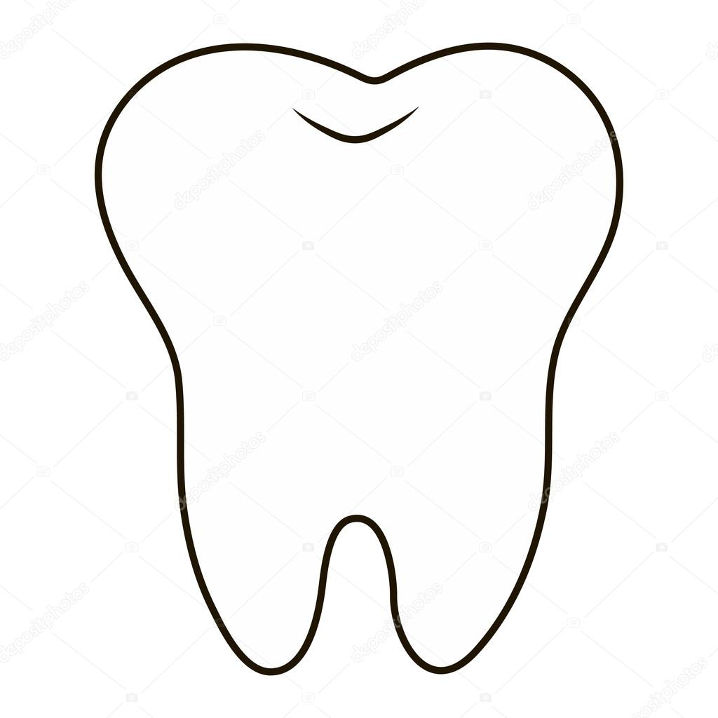 Cartoon Tooth Pictures