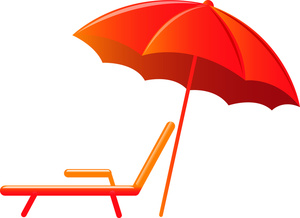 beach chair and umbrella clipart swing on sale cartoon free download best 300x218 patio kid
