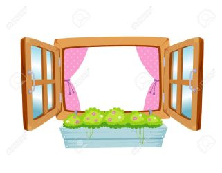 window clipart cartoon wooden vector cliparts clipartmag clipground