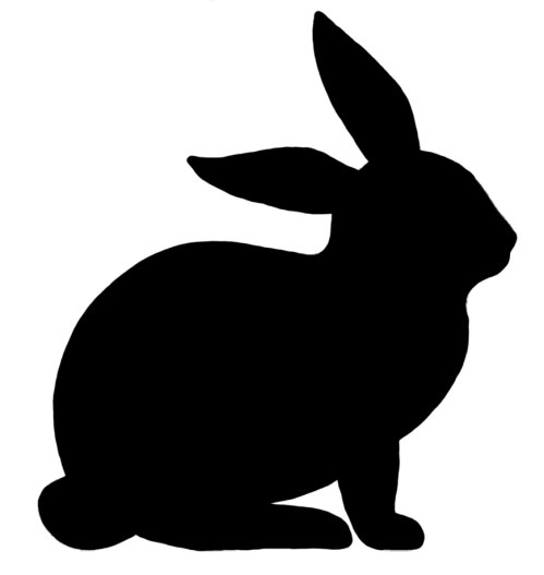 small resolution of 869x917 cave clipart rabbit