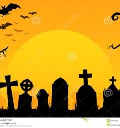 1300x1065 halloween graveyard clipart [ 1300 x 1065 Pixel ]
