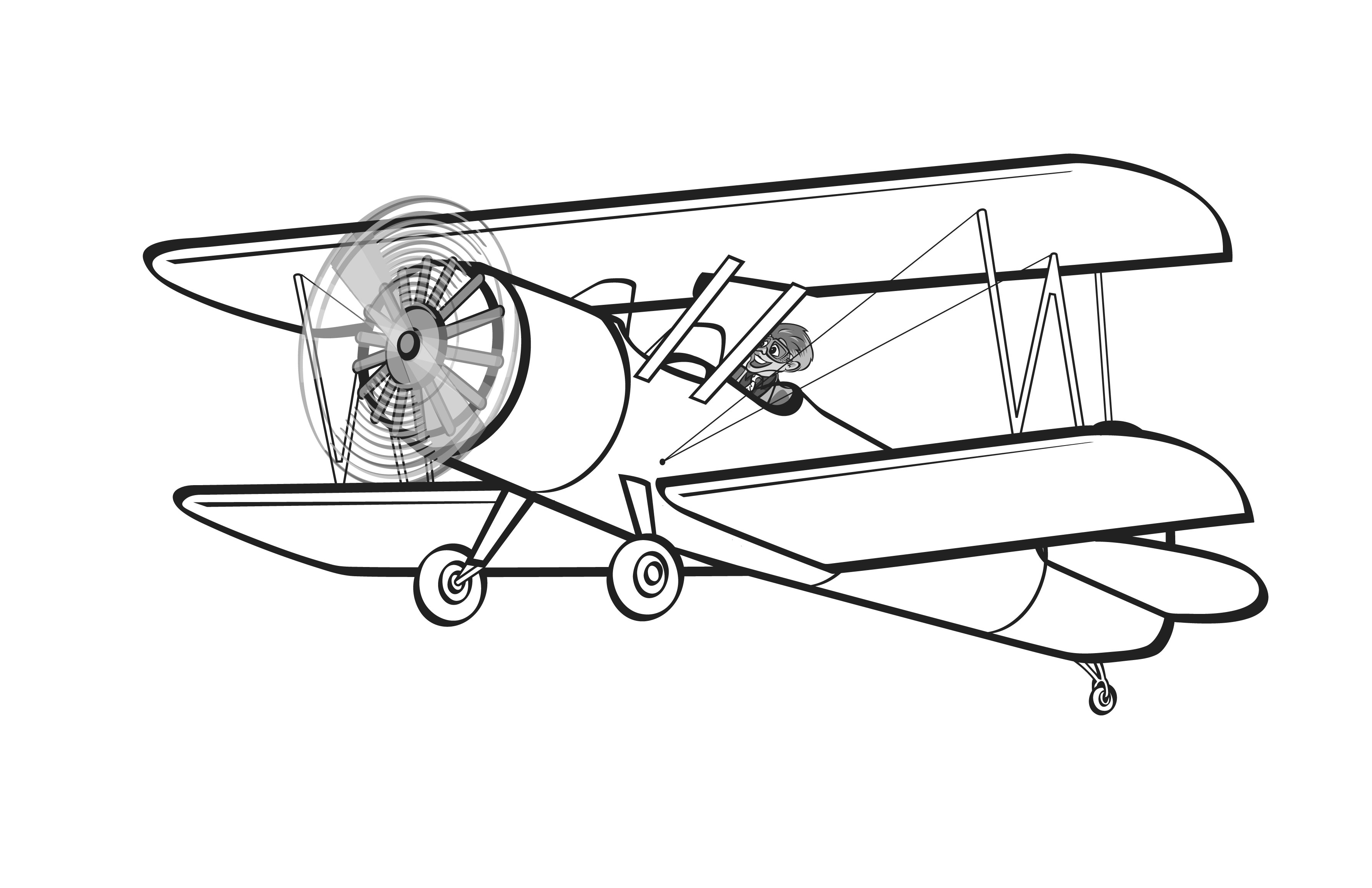 Cessna Drawing