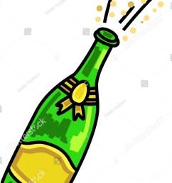 983x1600 champagne clipart cartoon [ 983 x 1600 Pixel ]