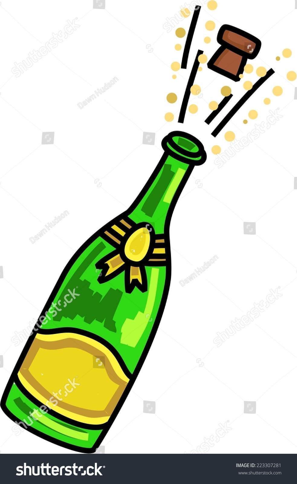 medium resolution of 983x1600 champagne clipart cartoon