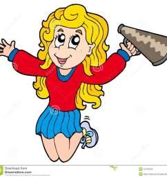 1300x1248 cartoon cheerleader clipart [ 1300 x 1248 Pixel ]
