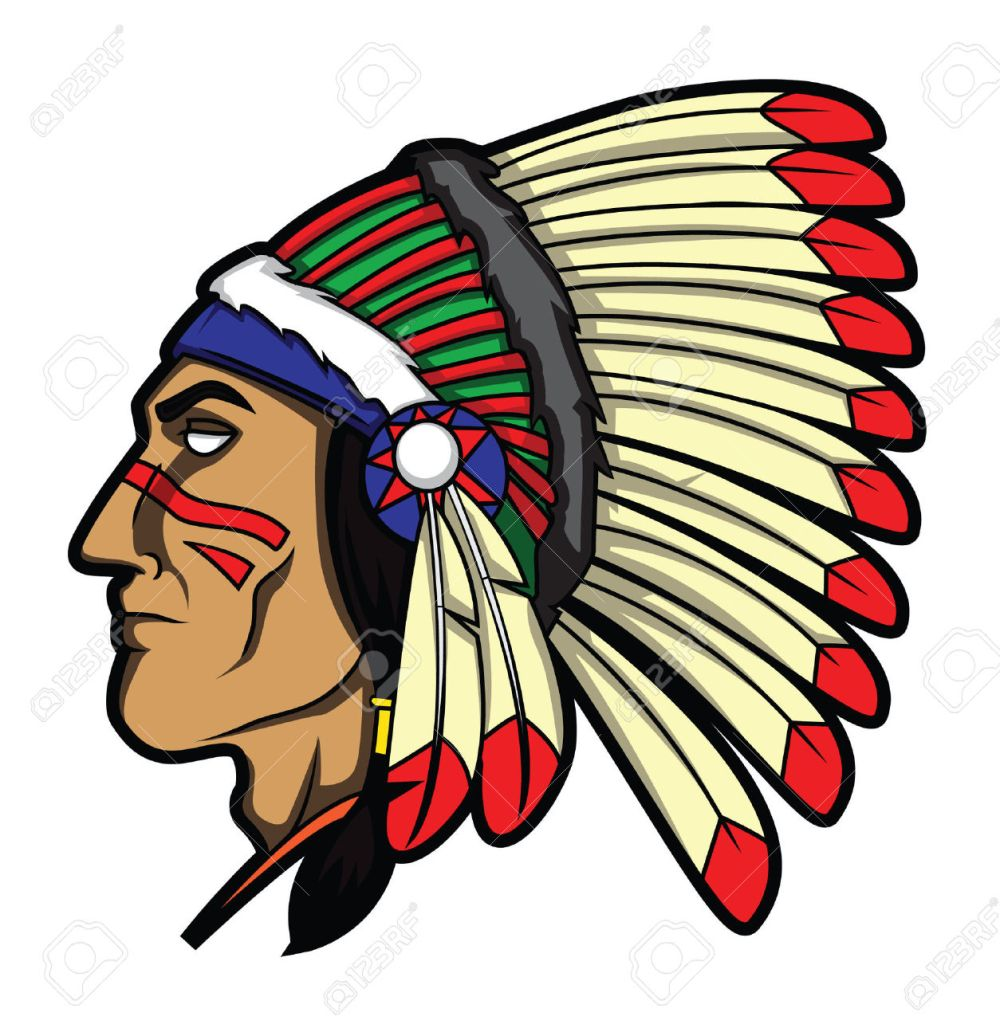 medium resolution of 1254x1300 chief clipart cherokee indian