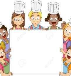 1300x1012 clipart children cooking [ 1300 x 1012 Pixel ]