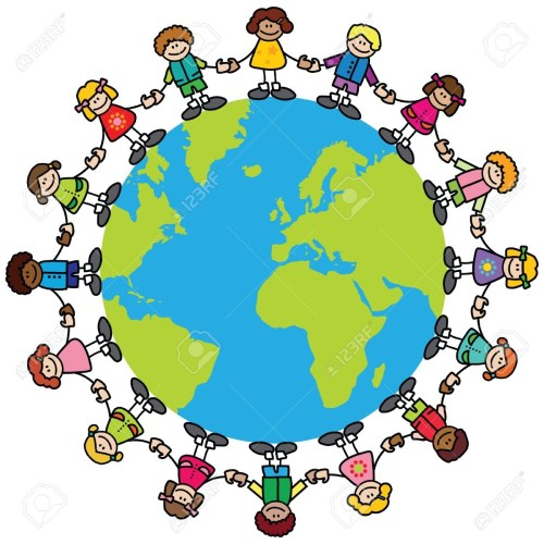 small resolution of 1300x1300 around the world clipart