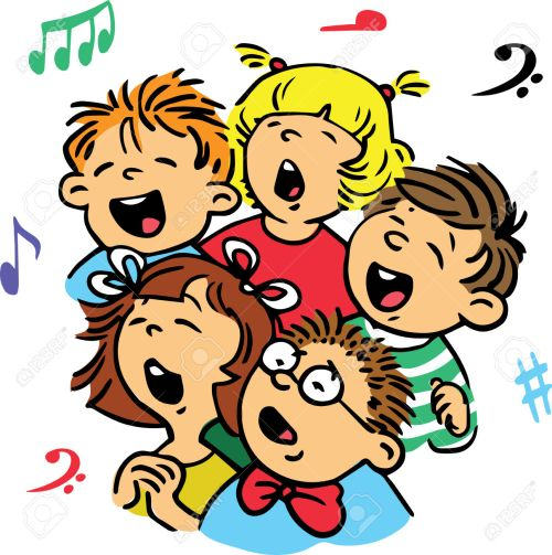 small resolution of 1292x1300 children signing choir clipart explore pictures