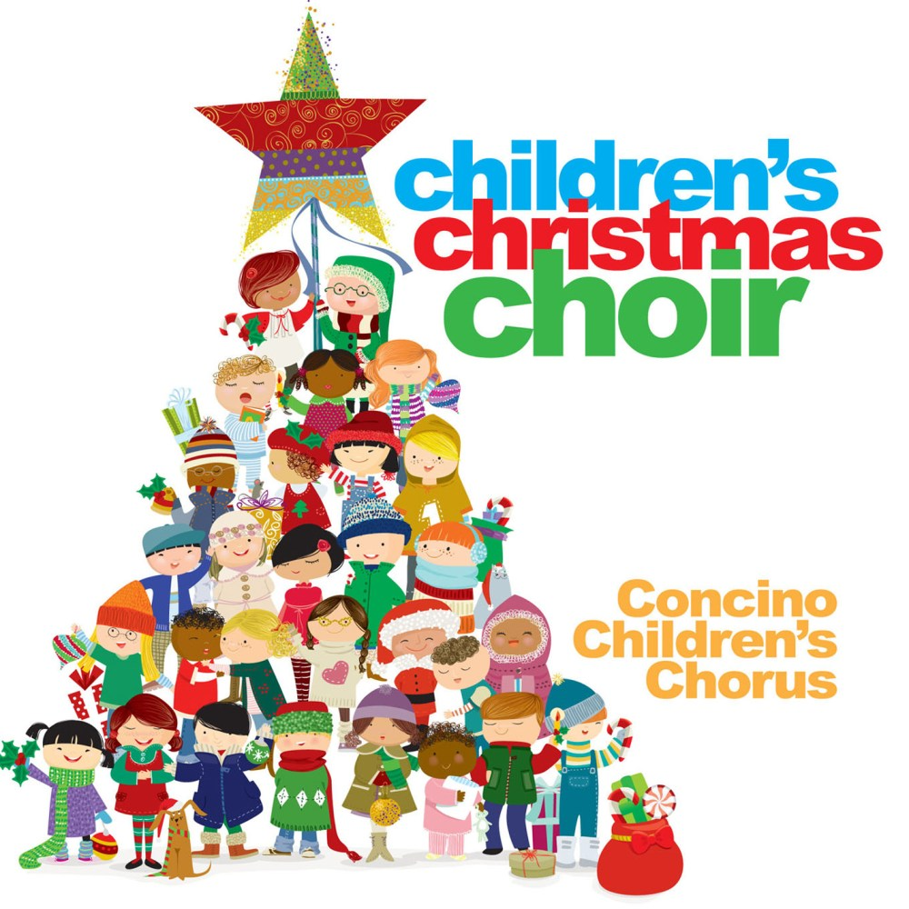 medium resolution of 1425x1425 christmas choir clipart