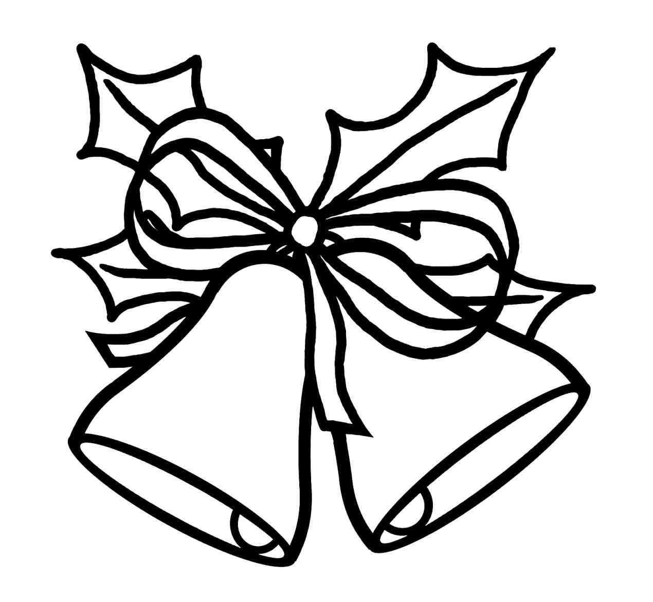 Christmas Bells Clipart