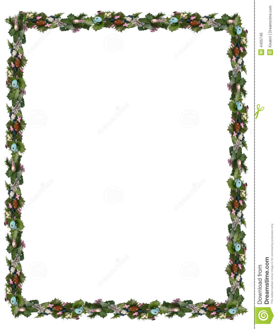 Christmas Borders For Word Documents Free Download Best