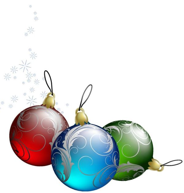 christmas clipart with transparent