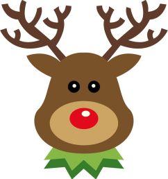 900x965 christmas reindeer clip art clip art [ 900 x 965 Pixel ]