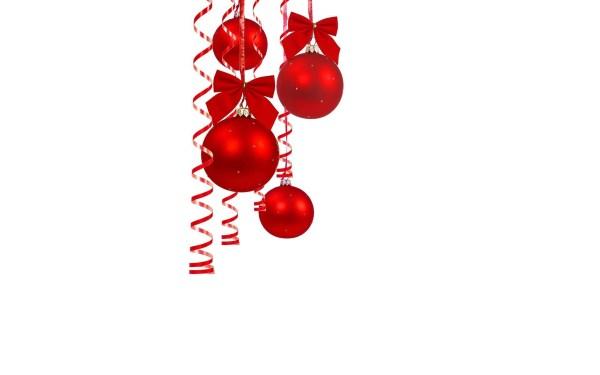 christmas ribbon border free