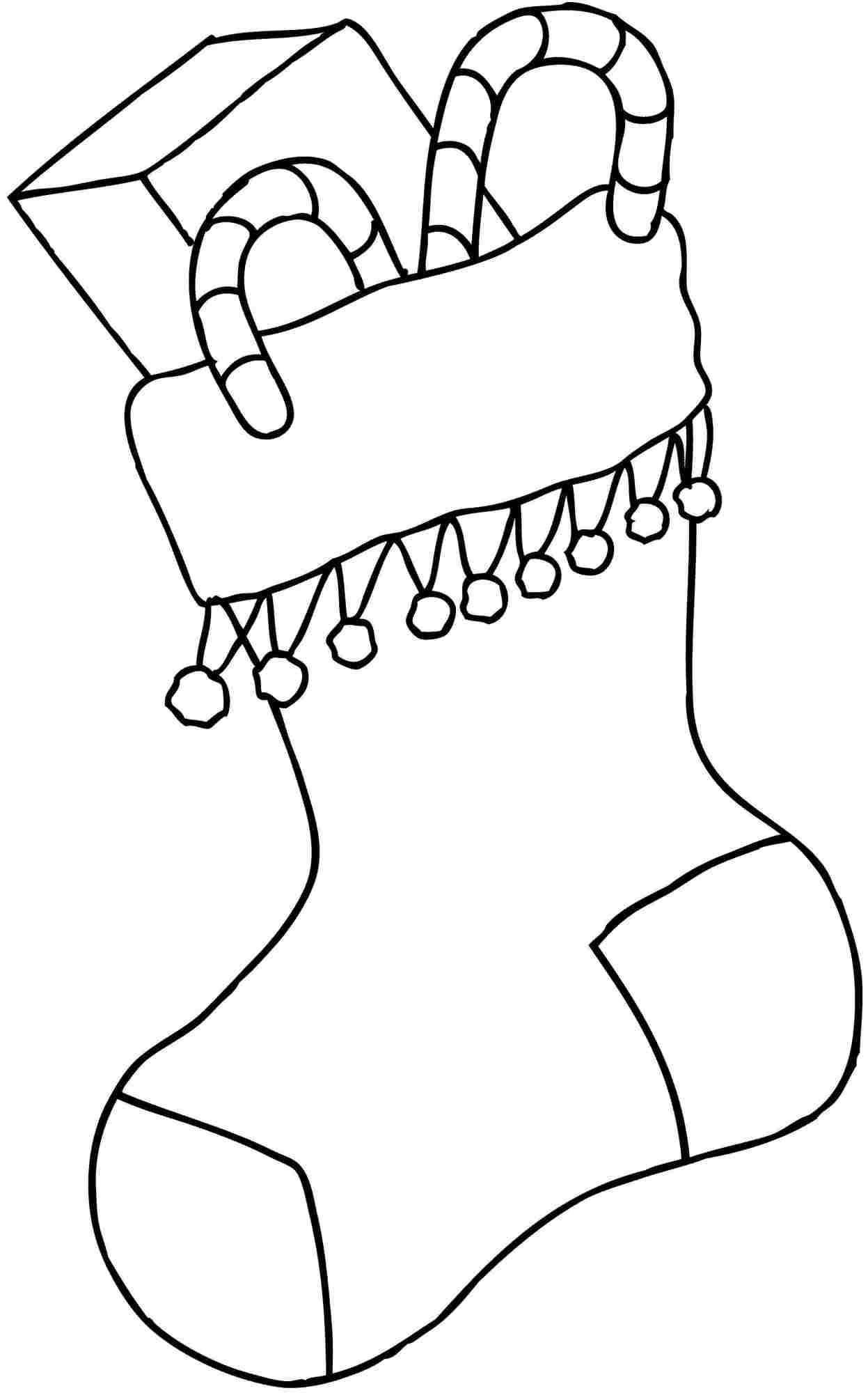 Christmas Stocking Picture