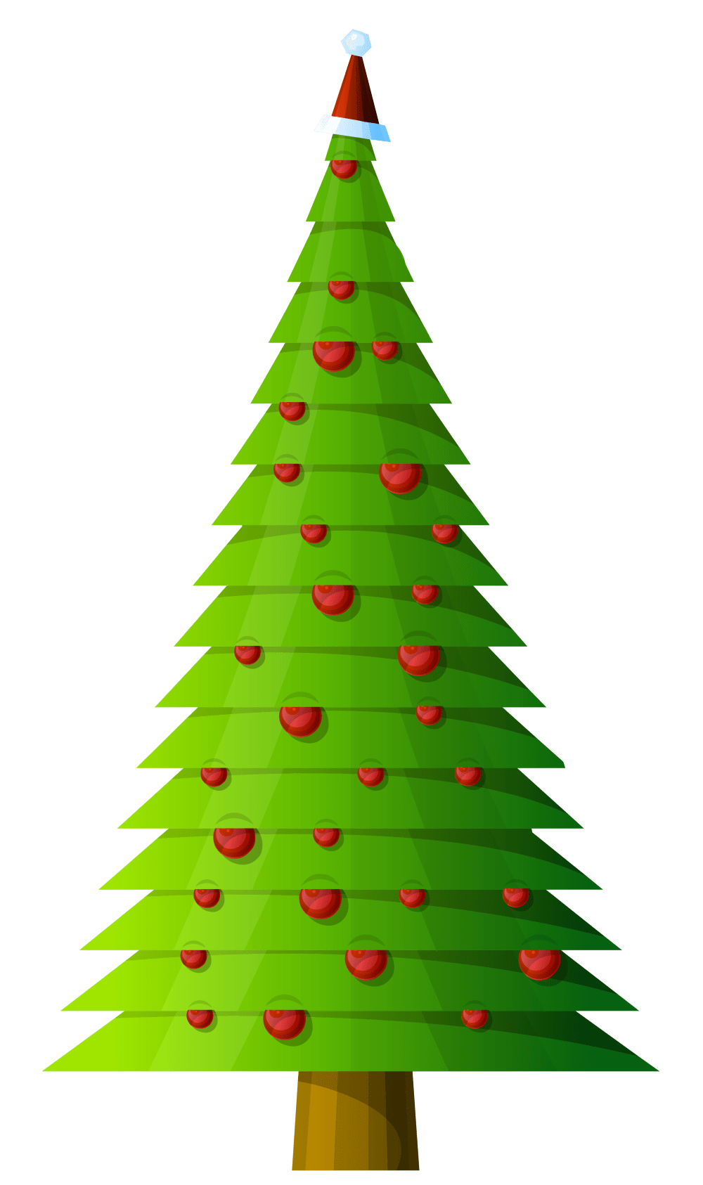 medium resolution of 1350x1800 christmas tree clipart free 2915x4917 christmas tree modern style transparent png clipartu200b gallery