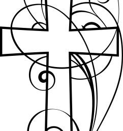 1558x3300 religious clip art black and white [ 1558 x 3300 Pixel ]