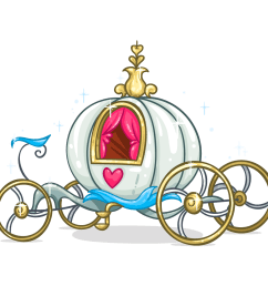 1024x1024 carriage clipart cinderella story [ 1024 x 1024 Pixel ]