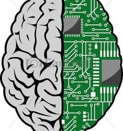 806x1024 computer brain clipart computer brain clipart vector illustration [ 806 x 1024 Pixel ]