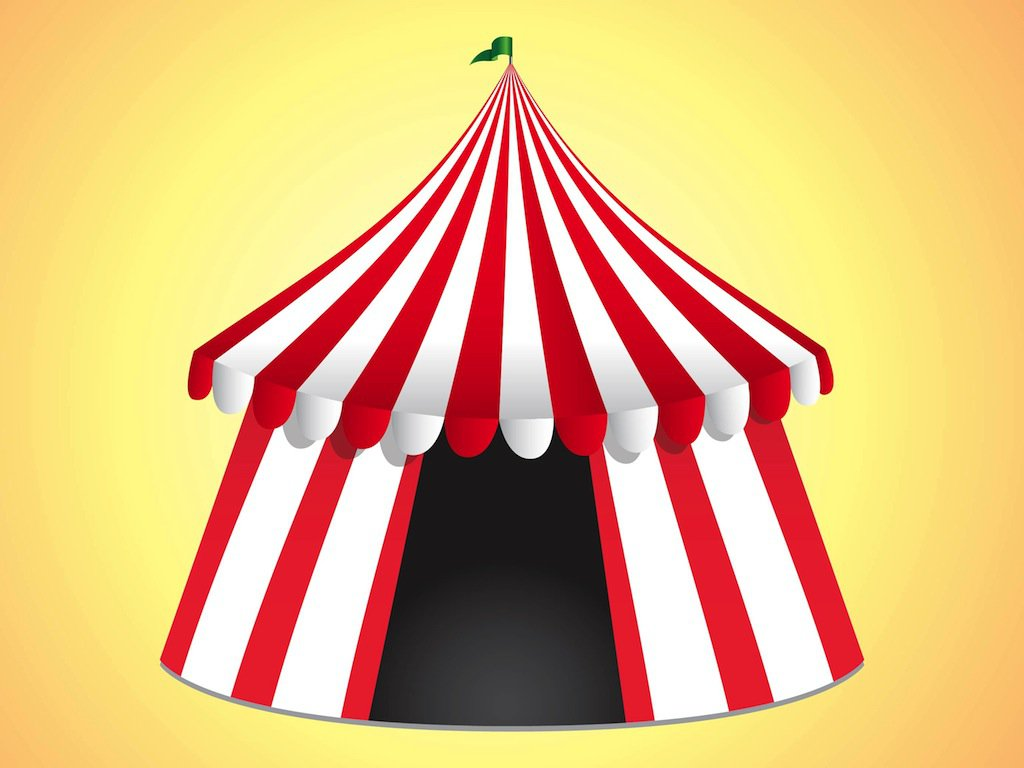 hight resolution of 1024x768 carnival tent clipart
