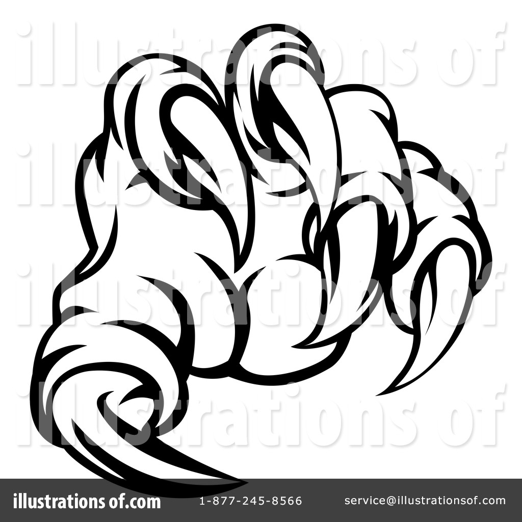hight resolution of 1024x1024 claws clipart
