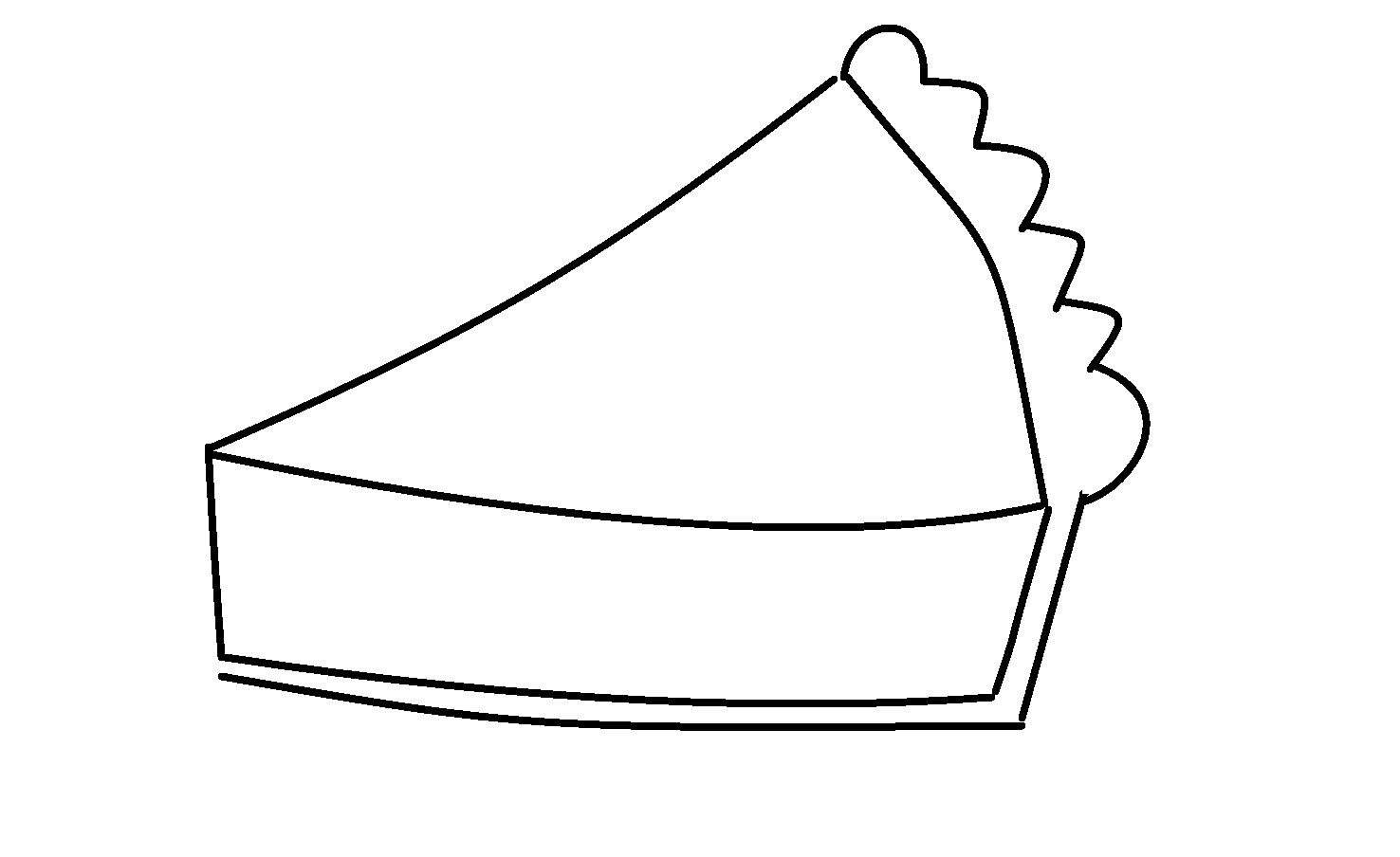 Clip Art Of Pumpkin Pie