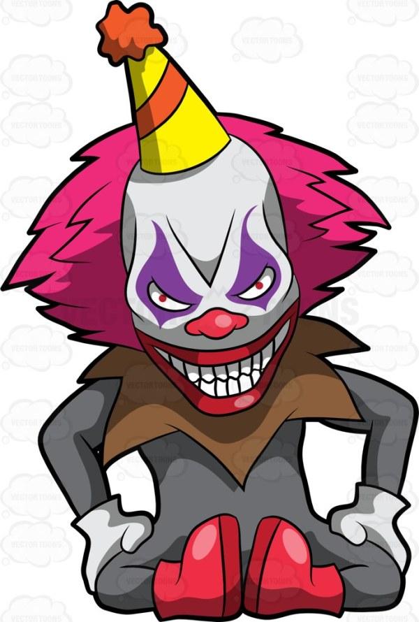 clown free