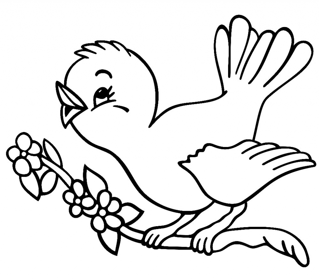 Coloring Pages For 5 Year Olds