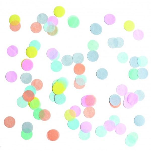 confetti clipart transparent