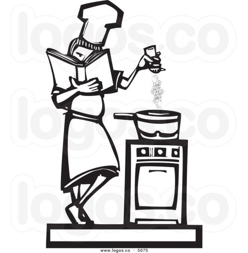 small resolution of 1024x1044 baking clipart cooking dinner
