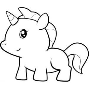 draw cool drawing easy stuff unicorn things drawings step kid simple clipart fantasy hellokids cartoon children board asianfanfics dawn clipartmag