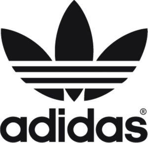 logos cool draw adidas drawn clipartmag