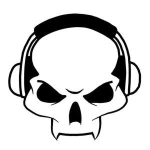 logos cool draw skeleton clipartmag
