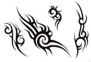 tribal tattoo simple tattoos cool designs drawings tatto img27 tatoo flash tato sets easy awesome foto nice clipartbest sketches cliparts
