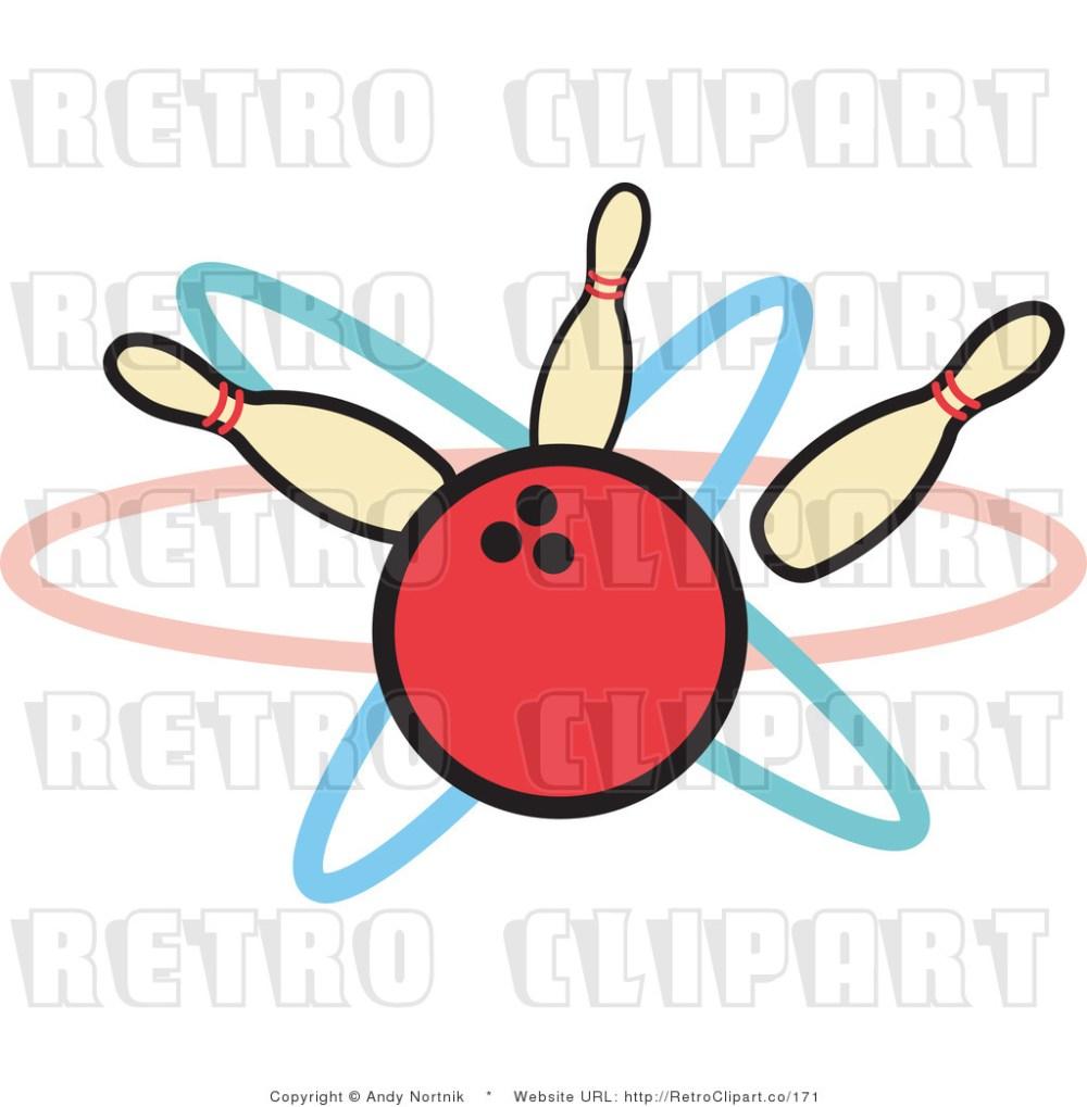 medium resolution of 1024x1044 clip art bowling royalty free retro vector by andy nortnik