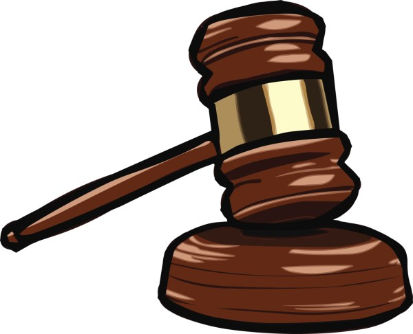 Court Gavel Cliparts Free