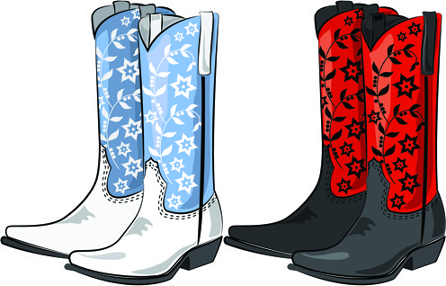 Cowboy Boots Clipart Free Download Best Cowboy Boots