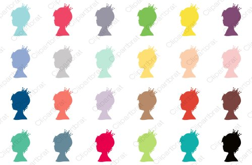 small resolution of 1500x987 little girl silhouette clipart commercial use clipart baby girl