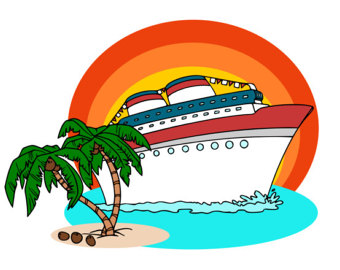 cruise clipart free