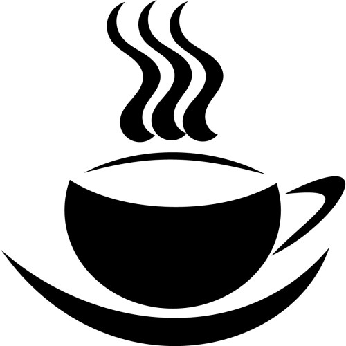 small resolution of 1200x1200 coffee cup black coffee mug clipart danaspdf top 4