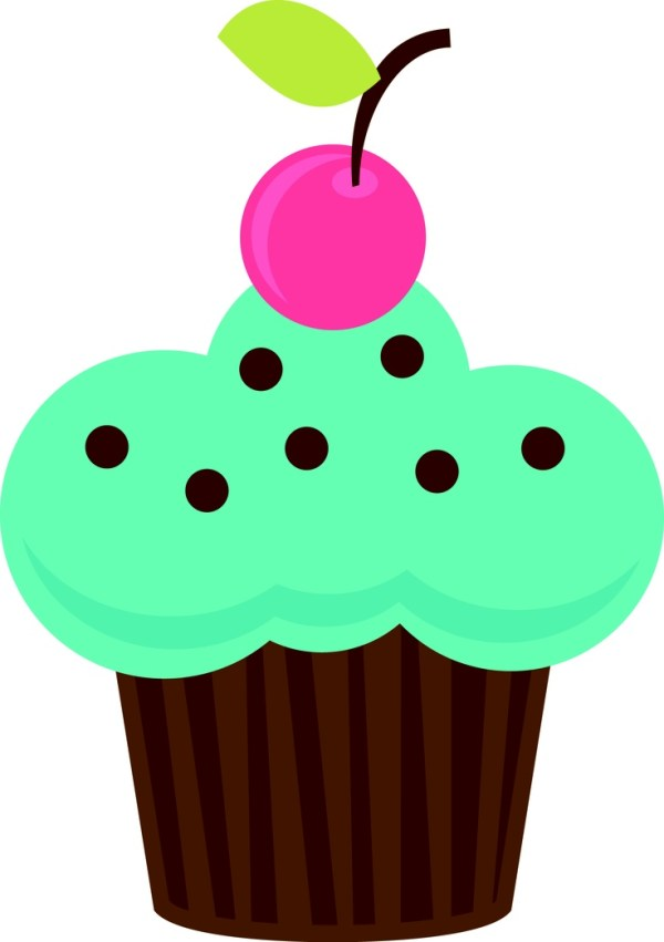 cute cupcakes cliparts free