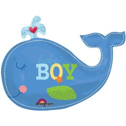 whale baby clipart boy clip ahoy shower cute anagram cartoon drawing party balloon balloons clipartix cliparts its animal google foil