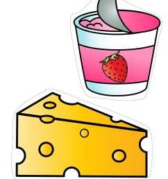 1870x2420 clipart dairy food [ 1870 x 2420 Pixel ]