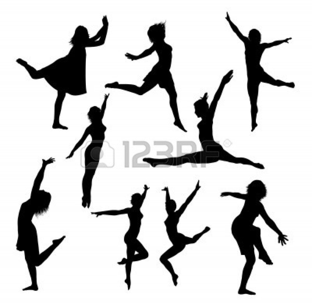 medium resolution of 1200x1185 danse clipart dance team
